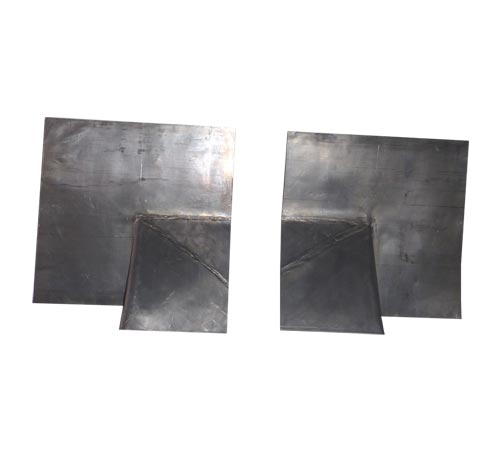 Lead Flat Roof Corners