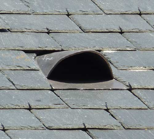 Roof Access For Birds O Brien Sheet Lead Fabrications